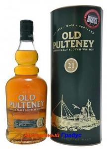 фото: Виски Old Pulteney 21 Y.O.