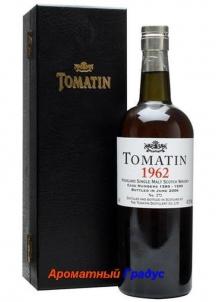 фото: Виски Tomatin 1962 в п.у.