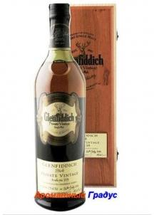 фото: Виски Glenfiddich Private Vintage 1964
