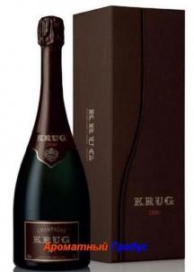 фото: Шампанское Krug Vintage 2000