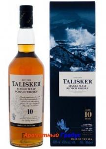 фото: Виски Talisker 10 Y.O.-0,7л
