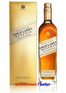 фото: Виски Johnnie Walker Gold Label Reserve