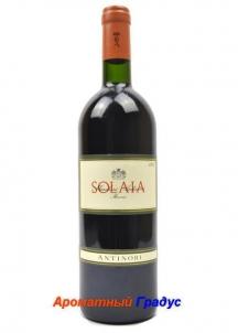 фото: Вино Solaia - Marchesi Antinori