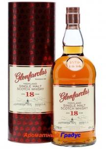 фото: Виски Glenfarclas 18 Y.O.