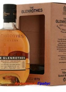 фото: Виски Glenrothes Select Reserve
