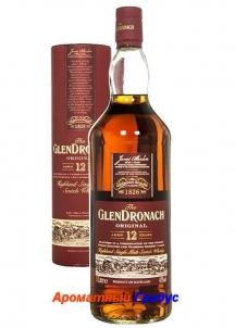 фото: Виски GlenDronach 12 Y.O.-1л