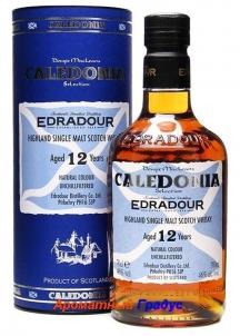 фото: Виски Eradour 12 Y.O. Caledonia