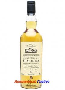 фото: Виски Teaninich 10 Y.O. - Flora and Fauna