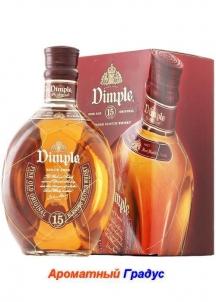 фото: Виски Dimple Jonh Haig 15 Y.O.