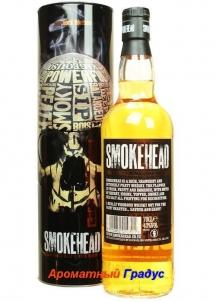 фото: Виски Smokehead Single Malt Rock Edition