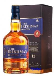 фото: Виски The Irisman 12 Y.O.
