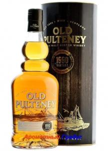 фото: Виски Old Pulteney 1990