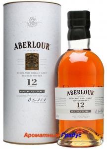 фото: Виски Aberlour 12 Y.O. Unchillfiltered