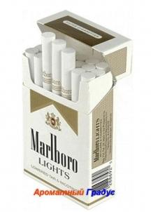 фото: Сигареты Marlboro Lights