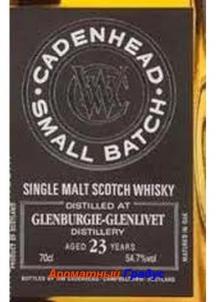 фото: Виски Cadenhead Glenburgie-Glenlivet 23 Y.O.