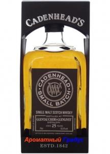 фото: Виски Cadenhead Glentauchers-Glenlivet 25 Y.O.