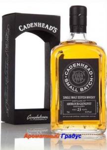 фото: Виски Cadenhead Aberlour-Glenlivet 23 Y.O.