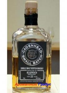 фото: Виски Cadenhead Bladnoch 21 Y.O.