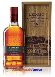 фото: Виски Ledaig 18 Y.O. Limited Release
