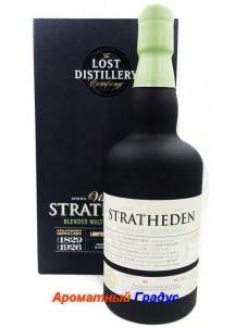 фото: Виски Lost Distillery Stratheden