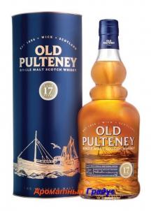 фото: Виски Old Pulteney 17 Y.O.