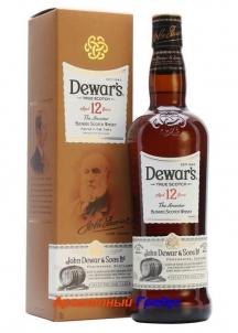 фото: Виски Dewars Double Aged 12 Y.O.