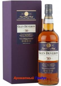 фото: Виски Glen Deveron 30 Y.O.