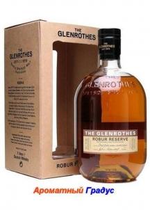 фото: Виски Glenrothes Robur Reserve