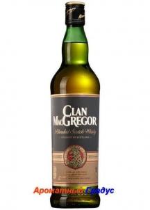 фото: Виски Clan MacGregor