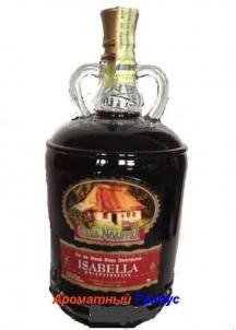 Молдавское вино Isabella