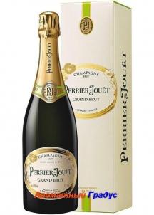 фото: Шампанское Perrier-Jouët Grand Brut