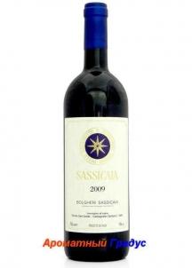 фото: Вино Sassicaia - 2009