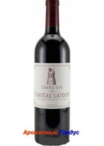 фото: Вино Chateau Latour 2004