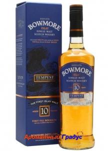 фото: Виски Bowmore 10 Y.O. Tempest