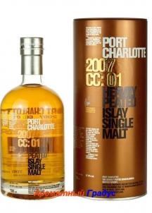 фото: Виски Bruichladdich Port Charlotte 2007 CC:01