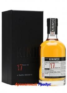 фото: Виски Kininvie 17 Y.O.