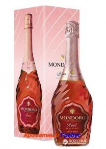 фото: Игристое вино Mondoro Rose