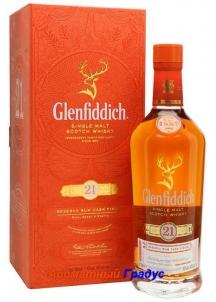 фото: Виски Glenfiddich 21 Y.O. Reserva Cask Finish