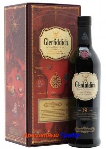 фото: Виски Glenfiddich 19 Y.O. Discovery Red Wine