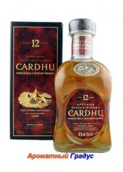Cardhu 12 Y.O.-0,7л