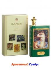 Camus Special Reserve Porcelain Book Renoir Woman Bath