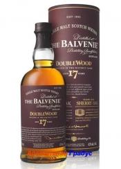 Balvenie Double Wood 17 Y.0.