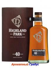 Highland Park 40 Y.O.