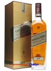 Johnnie Walker Gold Label 18 Y.O.