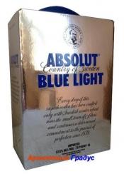 Absolut Blue Light