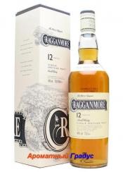 Cragganmore 12 Y.O.