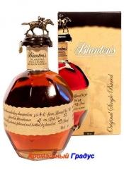 Blantons Original Single Barrel