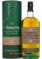 Singleton of Glendullan 15 Y.O.