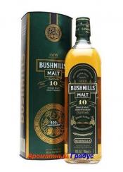 Bushmills 10 Y.O.-0,7л