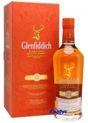 Glenfiddich 21 Y.O. Reserva Rum Cask Finish